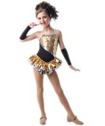 2019 dança leotard feminino 2018 venda quente vestido de salão de baile trajes de dança para crianças criança ginástica collant dress traje feminino meninas dança latina vestir delírio dança leotard feminino barato