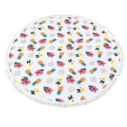 Wholesale Round Mattresses - Popular Women's Polyester Tapestry Wall Hanging Beach Home Bath Towel Blanket Table Cloth Mattress Sleep pad Healthy