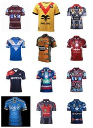 Wholesale Eagle Wine - Brisbane Broncos Manly Sea Eagles Melbourne Storm Newcastle Knights North Queensland Cowboys Sydney Roosters Wests Tigers rugby Jersey S-3XL