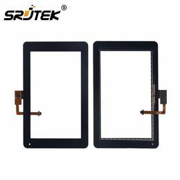 Wholesale tablet pc for parts - Wholesale- Wholesale 7'' inch For Huawei Mediapad S7 Lite S7-931U S7-931W Black Touch Screen Digitizer Sensor Tablet Pc Repairment Parts