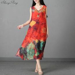 337a1e25c vestidos estilo oriental Desconto Vestido tradicional chinesa estilo  oriental vestidos de design moderno art deco vestido