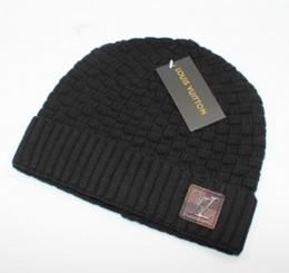 2019 berretto animale berretto sportivo da uomo in lana da uomo casual berretto sportivo lavorato a maglia da sci gorro hight quality con calotta originale