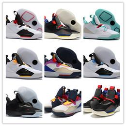 factory price 05ef7 bf5fc ... 33 Scarpe da Basket Uomo Vendita a buon mercato Top Quality 33s  Multicolor Nero Blu Scarpe da ginnastica Sneakers Taglia 40-46 cheap black d  rose shoes