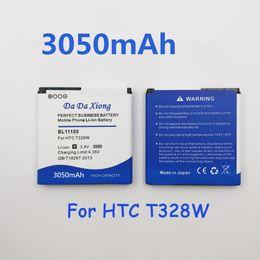 Wholesale battery for desire - 3050mAh BL11100 BG58100 BG86100 Battery for HTC Desire V VC VT T328w T328d T328t Sensation XE Z710E G14 G17 EVO 3D X515d X515m