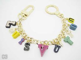 Wholesale mirror keys - Acrylic KEY HOLDERS BAG CHARM MIRROR BAG CHARM & KEY HOLDER M68005 CIRCLE BAG CHARM M67374