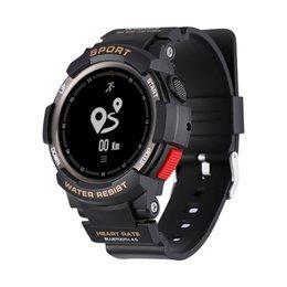 Dia de gps online-No.1 50 metros a prueba de agua Smart Watch GPS 50 días USE Monitor de frecuencia cardíaca Sport Fashion Recordatorio de llamada Control remoto Smartwatch