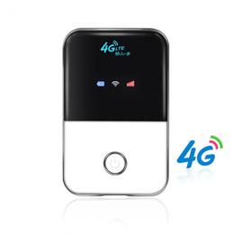 Tarjeta del sim del ranurador del módem sin hilos online-Hotspot 4G Desbloqueado Módem móvil de Mifi inalámbrico con ranura para tarjetas SIM