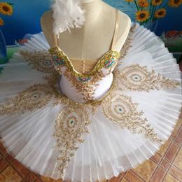 trajes de bailarina adultos Desconto Cisne branco profissional ballet tutu adultos mulher criança meninas crianças trajes de balé tutu dress adultos mulher bailarina festa