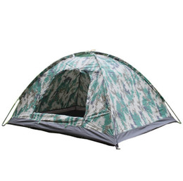 Wholesale Red Tube Game - EL INDIO Outdoor Double tent outdoor camping single Camping Tent 2 people super light tent AT6510