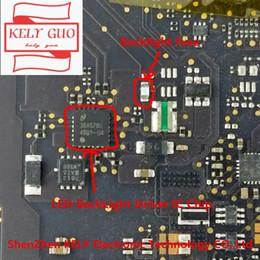 """Macbook 13 hintergrundbeleuchtung online-10 paare / los für LED Backlight-treiber IC Chip Und hintergrundbeleuchtung sicherung für Macbook retina 13 """"A1502 820-3536-A logikplatine fix einzelteile"""