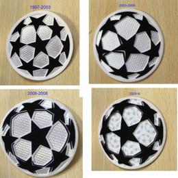 Patch di leghe online-Toppa del trasferimento di calore della manica di Starball del distintivo di Starball della lega della lega del campione 1997-2018 Trasporto libero