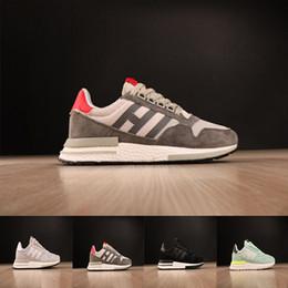 b905847370de51 2019 männer schuh weiche sohle 500 Designer Schuhe RM Goku Herren Sneakers  Neu ZX500 OG Der