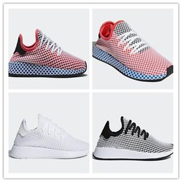 Wholesale summer mens style shoes - 2018 Top Fashion Best Quality Originals Deerupt Runner Women MenS Running Shoes Sports Sneaker New Style Wholesale 36-45