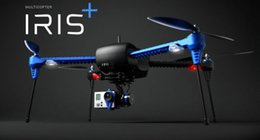 Wholesale Iris Hd - 3D Robotics IRIS+ 3DR RC Drone Quadcopter w  3PV Follow Me & Pixhawk Autopilot