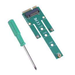 Yeni mSATA B anahtarı M.2 NGFF SATA SSD Dönüştürücü Adaptör Genişleme Kartı Dizüstü Dizüstü Masaüstü PC Bilgisayar için nereden