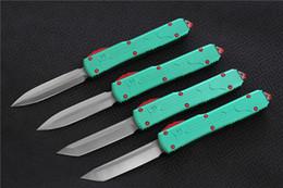Couteaux de cuisine en Ligne-Ultratech Bounty Hunter VG- 10 lames en aluminium camping survie en plein air EDC chasse tactique outil dîner couteau de cuisine