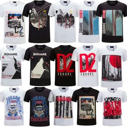 Wholesale Anime Appliques - Brand 2018 NEW Fashion Letters T-shirts Men Cartoon Anime T Shirt O Neck Short Sleeve Tops Cotton Boy Funny Tshirt