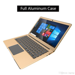 Wholesale Intel Ultrabook Laptops - 13.3'' Win10 notebook Jumper EZbook 3 Pro AC Wifi Intel Apollo Lake N3450 6G DDR3 64GB eMMC ultrabook IPS 1920x1080 laptop stock