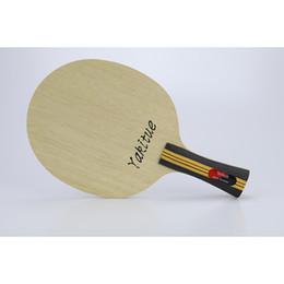 guitare en caoutchouc Promotion Top Qualité Yatikue Lames De Tennis De Table Guitare Tennis De Table RETS Bats forPong Rubber