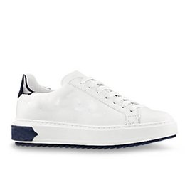 Wholesale medium time - Women SNEAKER TIME OU Genuine leather women casual shoes LUXURY BRAND Designer shoes Size 35-40 model 246488369