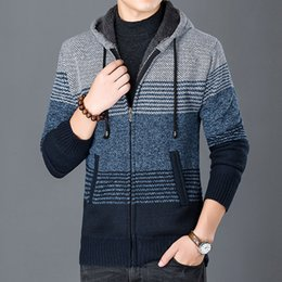 2018 pullover jacke männer schlanke passform Hoodies Pullover Herren  Strickjacke Camisa Masculina Herren Slim Fit Kapuzen ca3c802f20