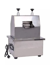 MEW 2018 haute efficacité table / bureau type alimentaire sanitaire en acier inoxydable électrique canne à sucre presse-agrumes machine avec livraison gratuite ? partir de fabricateur