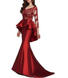 Canada Robe de soirée élégante sur mesure pour femmes avec dentelle perlée robes Occasion spéciale taffetas robes de bal cheap long elegant dresses taffeta Offre