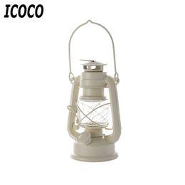 2019 audi a4 chips ICOCO Vintage Loft Linterna industrial Aceite de keroseno Lámpara colgante Accesorio Droplights Lámpara de caballo para el pasillo Comedor Café Balcón