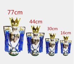 Wholesale Universal Fans - FA Premier League Barclay's English Premiership Champion Cup Model 16 CM Height Fans Souvenirs Trophy Collectibles