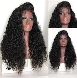 бразильские человеческие волосы афро Скидка Glueless Полный Кружева Парики Человеческих Волос Для Черных Женщин 130% Бразильский Афро Кудрявый Вьющиеся Парик Природных Кружева Фронт Парики Человеческих Волос