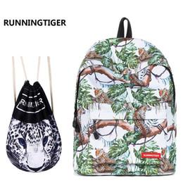 New Leopard Printing Backpack School Bags For Teenage Girls Backpack  Waterproof Rucksack Student Bags Travel Backpacks 2fe4c8204e71c