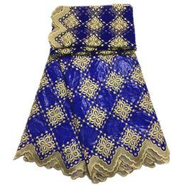 afrikanischer stoff Bazin riche stoff tissu africain baumwolle bestickt Bazin riche getzner mit tüll spitze afrikanische spitze gesetzt von Fabrikanten