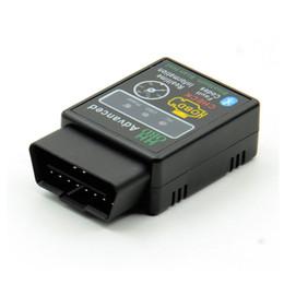 HH OBD ELM327 Car Bluetooth OBD2 Escáner La última herramienta de diagnóstico V2.1 Avanzada OBDII Auto Code Reader desde fabricantes