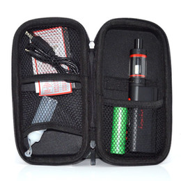 Kanger subtank mini kit de arranque online-Kit de cremallera para kit de iniciación Kanger Subox mini con batería de 50 vatios Mod 18650 0.5 Paquete de mini batería Cubeta Subtank de cangilón OCC