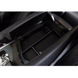 Canada Central Accoudoir Boîte de rangement housses de protection pour Mercedes Benz GL X166 ML350 400 300 320 Accessoires d'intérieur de voiture Offre