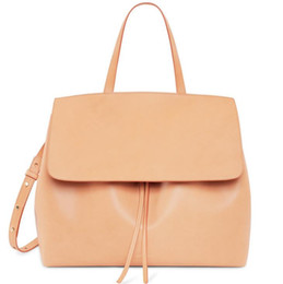 Wholesale Large Light Pink Leather Handbag - Brand handbags fashion in Europe and the big tote bags with high quality fashion women single shoulder bag is high quality leather handbags