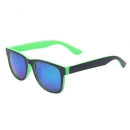 Wholesale Spy Coat - Retro Square Sunglasses Men Women Brand Designer Reflective Coating Sun Glasses Goggle Square Spied SunGlasses Male UV400