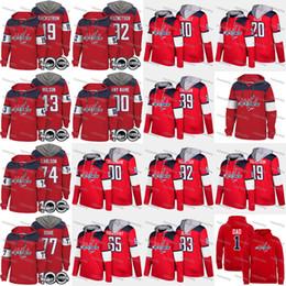 ovechkin hoodie Rabatt Washington Capitals Kapuzenpullover 8 Alex Ovechkin  Nicklas Backström 43 Tom Wilson 77 T.J. 82c6508d0012