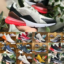 Wholesale rhinestone rivets for leather - Sales 2018 New Original vapormax 270 Running Shoes For 270S Basketball Black White Blue Shock Off Sneakers Women Mens plus Requin Chaussures