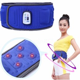 088fd976f Electric Lose Weight Slimming Belt Abdominal Tummy Slimming Belly Fat  Burner Massage Vibration Fitness Belt Slim Gym Belt AAA255