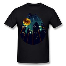 Weiß über hemd online-Beste Verkauf Mens 100 Baumwolle Kommt über mich T-Shirt Mens Crewneck Weiß Kurzarm T-shirt Plus Größe 3D Gedruckt T-Shirt