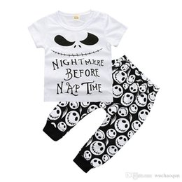 bbe0e30fc Boys Skull Outfits Sets Coupons