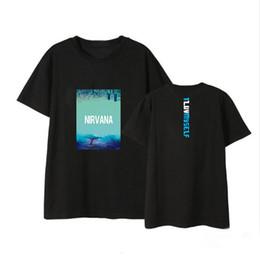 fb666f059d Discount nirvana clothing - Kpop VIXX RAVI REAL LIVE NIRVANA Album Shirts  Hip Hop Loose Clothes