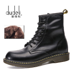 fe569f885186a military boots lace ups heels Coupons - DUDELI 2018 dr martins men boots  winter military black