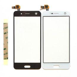 2019 zte v8 Briseis 5.2 polegadas do painel de toque do telefone móvel para zte blade v8 touchscreen sensor digitador lente frontal de vidro touchpad substituição zte v8 barato