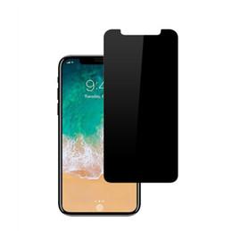 Pour iPhone Xr Xs Max iPhone X 8 7 6 6S Plus Verre Trempé Protection Écran Protecteur Anti-Spy Film Pour Samsung S7 S6 S5 ? partir de fabricateur