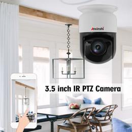 CCTV Security H.265 POE 1080P Caméra IP mini-caméra PTZ 5MP Zoom 5X 2MP IR60M Jour Nuit ONVIF P2P MobileView Audio ? partir de fabricateur