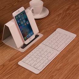 Novo dobrável teclado Bluetooth, universal Android ipad tablet telefone, mini portátil, teclado sem fio, homens e mulheres 10 peças mous de