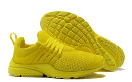 Wholesale cheap sports tops for women - Cheap Sale 2018 top Presto Ultra 5 BR QS Sports Running Shoes for Men Women All Yellow White Army Green Prestos Jogging Sneakers Size 36-46