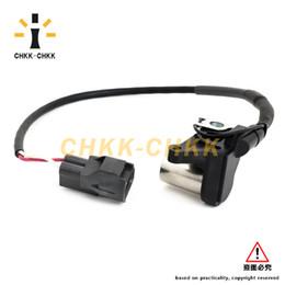 Wholesale Auto Warranty - Crankshaft Position Sensor 90919-05017 For Toyota Celica Corona For Camry Solara For RAV4 90919 05017 Auto Parts High Quality with warranty